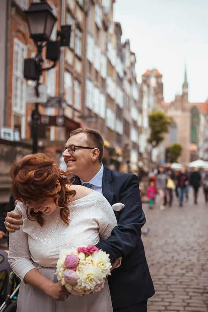 Weronika Bolek fotograf ślubny, sesja zdjęciowa Trójmiasto. plener ślubny Gdańsk