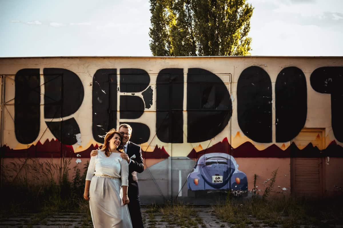fotografia ślubna, plener ślubny, dolne miasto Gdańsk