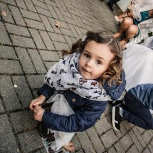 fotografia weselna dzieci